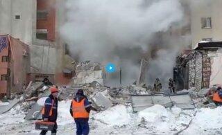 ВИДЕО | В жилом доме в Нижнем Новгороде прогремел взрыв, жильцов эвакуируют