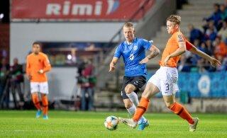 TÄNA | Eesti jalgpallikoondis pole suutnud Hollandile võõrsil hambaid näidata. Äkki nüüd...?