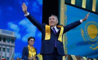 Toomas Alatalu: Kasahstani presidendi ametist astus tagasi tõeline poliitikahiid