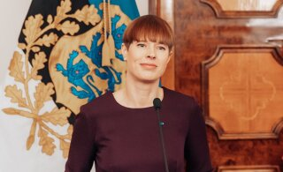Президент осудила размещение таллиннских новостных программ на ПБК