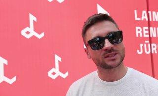 DELFI В ЮРМАЛЕ | ВИДЕО: Сергей Лазарев вспоминает, как первый раз приехал в Таллинн