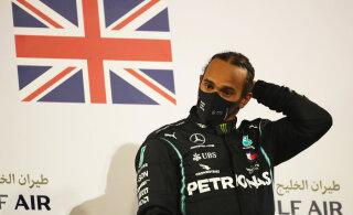 Lewis Hamilton võib ka hooaja viimaselt etapilt eemale jääda