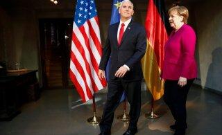 Pence'i ultimaatumite nimekiri pani eurooplased kulmu kergitama