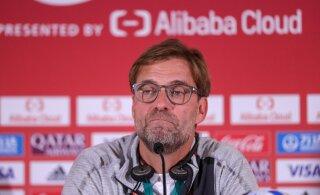 Jürgen Klopp kibeleb hooaega jätkama: tunnen jalgpallist hullupööra puudust