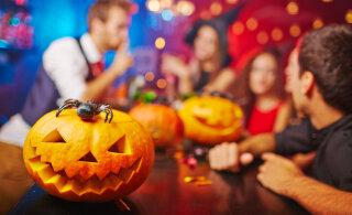 БОЛЬШАЯ ПОДБОРКА | Куда сходить в Таллинне на Хэллоуин?