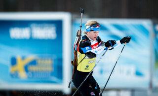 Kristo Siimer sõitis IBU Cupi sprindis välja 14. koha