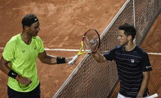 Nadal kaotas Italian Openi veerandfinaalis: sellise serviga ei olegi võimalik võita
