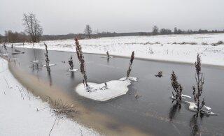 Eestis on 16 üleujutuse riskiga piirkonda