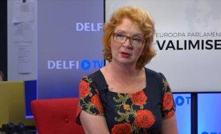 VIDEO   Europarlamenti pääsenud Yana Toom: need olid osati protestivalimised