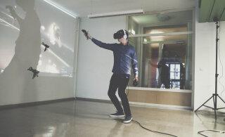 Arvutimänguarendus toetab tulevikku