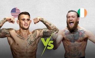 Suur matš! Kas Conor McGregor ongi imemees, kes eirab kõiki võitlusspordi tavaarusaamu?