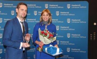 ФОТО | В Хааберсти наградили лучших работников образования