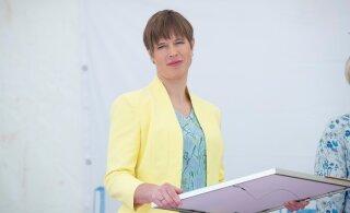 Встреча с Керсти Кальюлайд разочаровала ида-вируских энергетиков