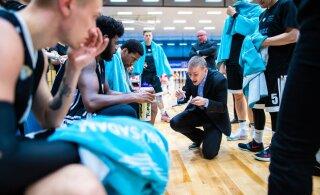 Pärnu lasi Ventspilsil visata 124 punkti, kaotas ka Tartu