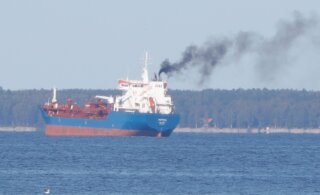 Моряки норвежского торгового судна находятся на карантине в Силламяэ. Двое из них в больнице
