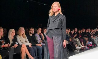 FASHION-РЕПОРТАЖ DELFI | Третий день Tallinn Fashion week: первые фото с показов коллекций Trenkan, Raili Nõlvak, August