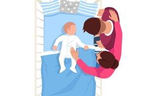 Lapse uneprobleemidega kurnatuseni maadelnud ema: esimese täispika öö magas poiss oma voodis alles nelja ja poole aastasena
