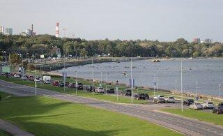 В этом году в Пирита запланировано два крупных объекта дорожных работ
