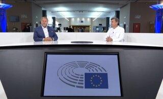 EUROOPA ERISAADE | Terras ja Ansip vaidlevad, kas EL-i maksud viivad föderaliseerumiseni või tulevad niikuinii?