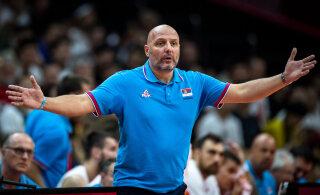 MM-i korraldust kritiseerinud serblaste peatreener jättis meeskonna treeningu ära: ainult hull sunniks oma mängijaid seda läbi elama
