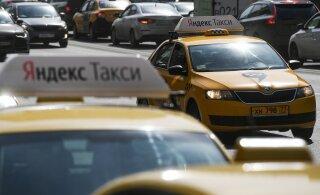 """""""Яндекс.Такси"""" оперативно отреагировал на публикацию Delfi"""