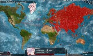 Üleilmset pandeemiat kujutav videomäng kuulutati Hiinas ebaseaduslikuks