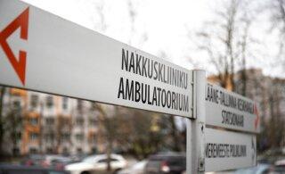 В соцсетях распространяется фейк о коронавирусном отделении Ляэне-Таллиннской центральной больницы