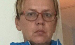 ФОТО: Пропавшая в Таллинне 55-летняя женщина найдена