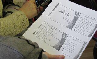 Академия МВД продолжает бесплатное обучение эстонскому: многие неправильно трактуют пункт договора