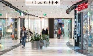 Telia liikuvusanalüüs: mis juhtus kaubanduskeskuste külastatavusega eriolukorras ja peale seda