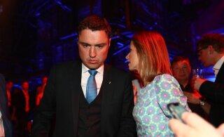 ФОТО | Кальюранд и Миксер торжествуют, Рыйвас печалится. Какие эмоции царили на партийных вечеринках в честь евровыборов