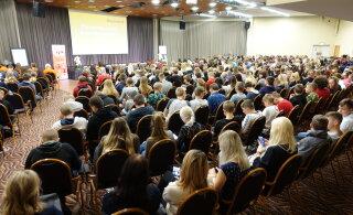 Ettevõtlike noorte pealekasv tagab maakondliku arengu