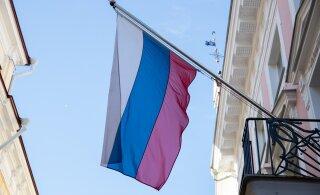 Venemaa lennuk rikkus Eesti õhupiiri, välisministeerium andis vene saadikule üle noodi