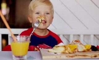 Need on seitse peresõbralikku restorani Pärnus, mida koolivaheajal külastada!