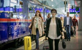 Rail Balticu tehniline juht Eestis: uus, mis ammu unustatud vana – öörongide taassünd Euroopas