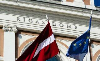Министр регионального развития Латвии запустил процесс роспуска Рижской думы