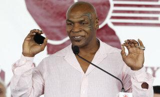 Mike Tysoni elu vanglas oli nii hea, et ta ei tahtnudki lahkuda: mul oli seal oma tüdruksõber, kes jäi ka rasedaks