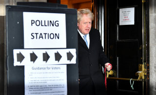 В Великобритании начались досрочные выборы в парламент