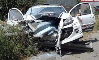 FOTO | Craig Breen mälestab traagilises avariis hukkunud kaardilugejat