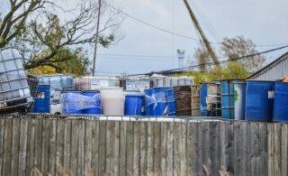 В Ласнамяэ вновь можно будет бесплатно сдать опасные отходы