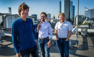 Raamatupidajaid päristööle suunav Eesti ettevõte läks uue omanikuga Brüsselis börsile