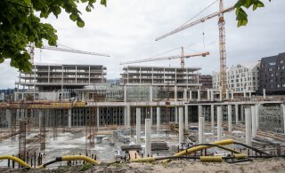 Строительные компании сворачивают возведение жилья и рассчитывают на госзаказы