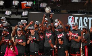 VIDEO | Bam Adebayo võimas kaksikduubel lõpetas Miami Heati kuue aasta pikkuse ootuse