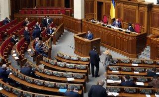 Теперь только на государственном! Рада приняла закон об обязательном использовании украинского языка