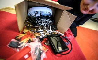 Maksikirjaga Eestisse jõudvad hiina pakid tõid Omnivale mullu hiigelkahjumi