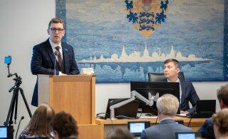Кристен Михал: вместо требования ввести режим ЧС мэр Кылварт мог бы задаться вопросом, почему он не вызывает доверия среди русских