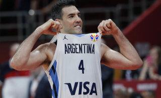 BLOGI JA TIPPHETKED   Korvpalli MM: Argentina üllatas Prantsusmaad ja pääses finaali!