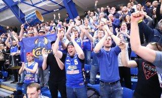 Korvpallifänn, pane oma mälu proovile! Kui hästi mäletad Kalev/Cramo kümmet hooaega VTB liigas?