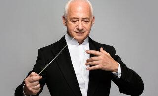 Национальный филармонический оркестр России под управлением Владимира Спивакова даст грандиозный концерт в Таллинне