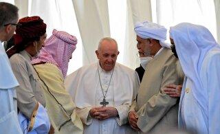 Папа римский встретился с великим аятоллой Ирака